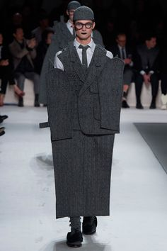 Thom Browne Fall/Winter 2017 - Fucking Young!