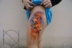 SOME OF THE BEST TATTOOERS OF 2014 - Ondrash