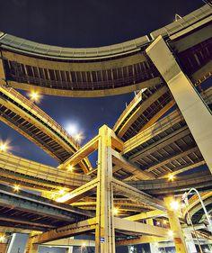 Japanese highways - Ken Ohyama
