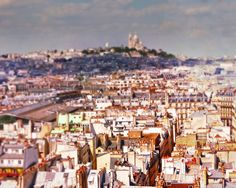 Paris city photograph
