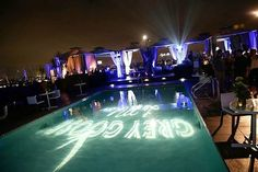 Grey Goose Le Melon launch party by @wovaevents.  @greygoose @abovesixtybh