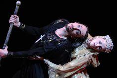 Sergei Prokofiev's ballet Ivan the Terrible, staged by Yury Grigorovich at Bolshoi Theater. Source: Vladimir Fedorenko / RIA Novosti