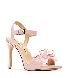 b9a2b2c3fba4 Katy Perry The Kelsi Patent Leather Embellished Dress Sandals Women s Shoes  Sandals