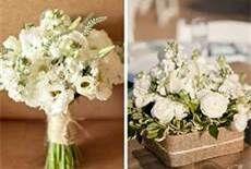 white bridal bouquet ideas - Bing Images