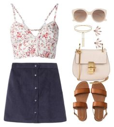"""""""Untitled #346"""" by molly-92 on Polyvore featuring Etro, Aéropostale, Chloé, Pamela Love and Witchery"""