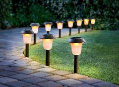 bad outdoor lighting on pinterest landscape lighting. Black Bedroom Furniture Sets. Home Design Ideas