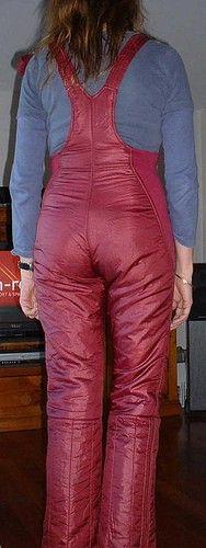 Pants vintage ski