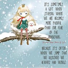 Princess Sassy Pants: we always have wings Sassy Quotes, Cute Quotes, Quotes To Live By, Girly Quotes, Funny Sayings, Happy Thoughts, Positive Thoughts, Positive Quotes, Princess Quotes