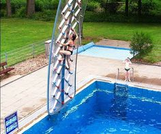 Wow, if I had a pool...