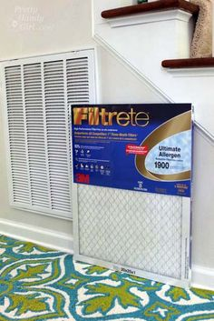 How to Remember to change your filters #HealthierHome