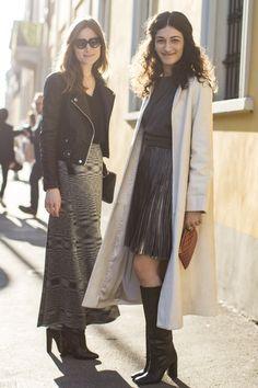 Stylish Sisters: Giorgia + Giulia Tordini