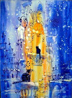 ART BY OLEG MELESHKO