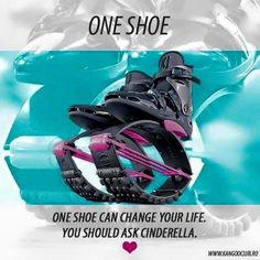 One shoe can change your life! Ask #DisneyPrincess Cinderella!