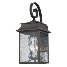 Ericsson 2 Light Outdoor Wall Lantern