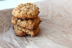 Peanut Butter Oatmeal Cookies (GF, Vegan) Recipe on Yummly