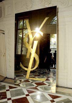 YSL mirror