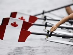 Canada is gearing up for Olympics 2012