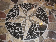 created with free scrap granite...by The Phoenix Commotion.