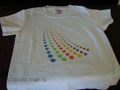 light blue t-shirt kids size
