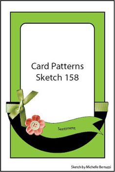 Card Patterns #158