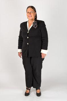 Renata Leuffen works to create a humane society.