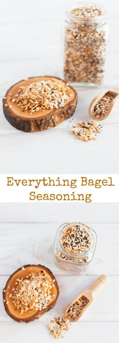 Everything But the Bagel Seasoning | Peace Love and Low Carb