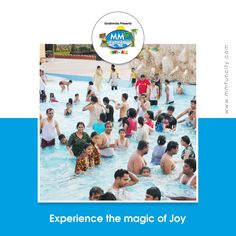 It is a spectacular place for those who yearn for moments of pure enjoyment with family and friends every now and then. Come & experience the magic of Joy beyond your imagination! #MMFunCity #Rides #BestWaterpark #WaterPark #Thrill #Joy #Excitement #Fun