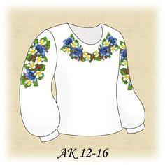 Cross Stitch, Long Sleeve, Sleeves, Tops, Women, Fashion, Punch Art, Crafts, Punto Croce