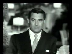 TCM Tribute to Cary Grant - YouTube