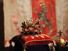 Prague Castle, Crown Jewels, The Crown, 14th Century, Eye, Jewelry, Blog, Design, Bohemia