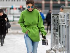7 Trends from New York Fashion Week That You Can Wear Right This Second: Spoiler alert: This year is all about color (and maximalism in general). We've got that and six other mega trends you can adopt today.