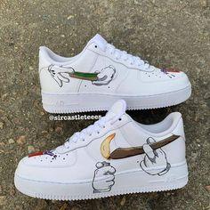 Custom Sneakers, Custom Shoes, Tenis Vans, Reflective Shoes, Nike Shoes Air Force, Jordan Shoes Girls, White Nike Shoes, Fresh Shoes, Hype Shoes