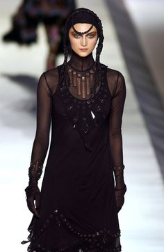 Jean Paul Gaultier at Couture Fall 2003 - Livingly