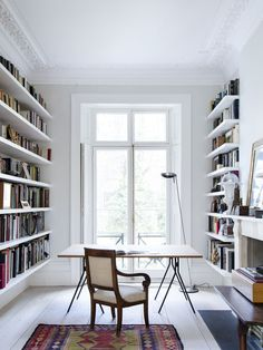 A Notting Hill Townhouse Artfully Transformed by Sadie Snelson - Remodelista