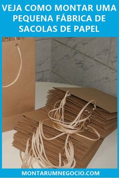 Paper Packaging, Box Packaging, How To Make Diy, How To Make Money, Paper Bag Design, Online Cash, Arts And Crafts, Diy Crafts, Creative Instagram Stories