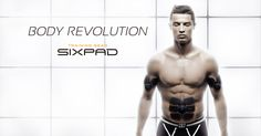 SIXPAD's 23-minute core strength and muscle toning workout is paired with a thin, soft-touch design and conductive gel sheets to keep you cool and dry during workouts.