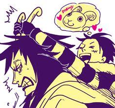 Monkey D Luffy Cezaer Clown One Piece One Piece Comic, One Piece Fanart, Caesar One Piece, Famous Pirates, One Piece Pictures, 0ne Piece, Monkey D Luffy, One Piece Luffy, Best Fan