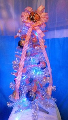 Finding nemo xmas tree