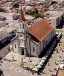 Igreja Matriz - São José dos Pinhais - PR