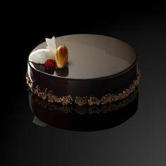 Oriol Balaguer, la tarta de esta Navidad, riquísima!