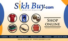 We've launched! Come check out our extensive collection of sikhi related items!