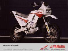 Yamaha YZE 750