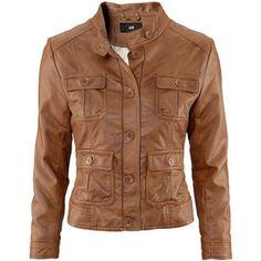 I need a nice little leather jacket