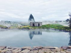 6 Stops on the Golden Circle No One Tells You About - Life With a View-Gamla Laugin-thermal pool