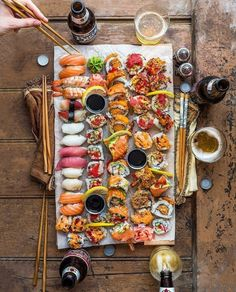 Picture Perfect!!! : sushi