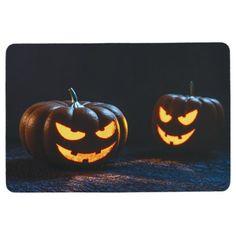 Halloween Pumpkins Floor Mat