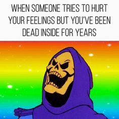 why skeletor