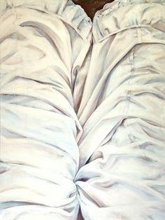 """Saatchi Online Artist Monika Mysiak; Painting, """"Legs"""" #art"""