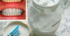 Dejte sbohem zápachu z úst, zubním kamenům i zubnímu povlaku: domácí bělící zubní pasta