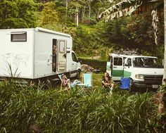 Camped up with @travelingamericas in the highlands of Nicaragua  by @rolling_south - #CamperLifestyle -  Follow your #vanlife dreams! Enjoy the journey!